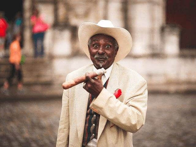 Cigar Dude