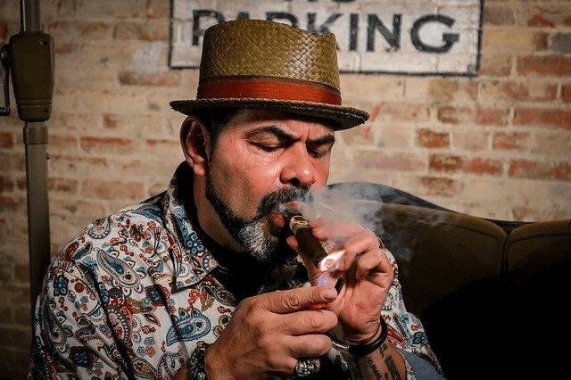 Smoking Hat